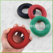 供应健身器材硅胶握力圈 硅胶握力器