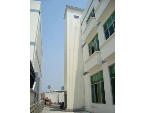 电梯钢结构井道图片|电梯钢结构井道样板图|电梯钢井