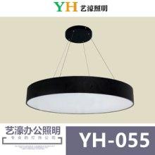 供应LED吊灯YH-055 led现代吊灯 led水晶吊灯批发