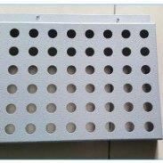 广汽传祺4s店圆孔镀锌钢板图片
