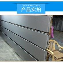 供应广东加油站顶棚吊顶铝扣板 300mm高边防风铝扣板 优质铝扣板供应商图片