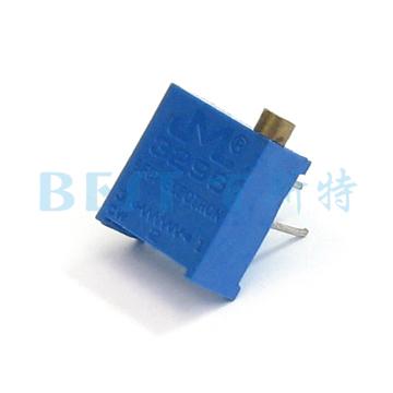 供应百斯特精密电位器3296Y/3296P