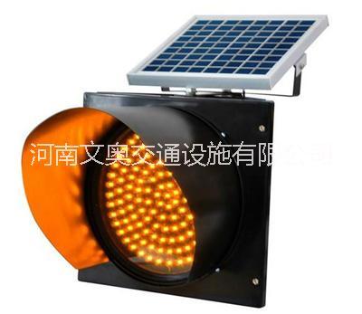 供应LED太阳能黄闪灯厂家直销