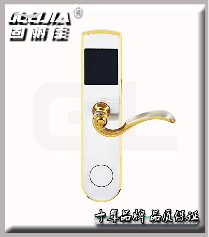 供应智能门锁 刷卡锁 IC卡锁 酒店门锁
