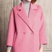 供应 羊绒大衣 女款保暖图片