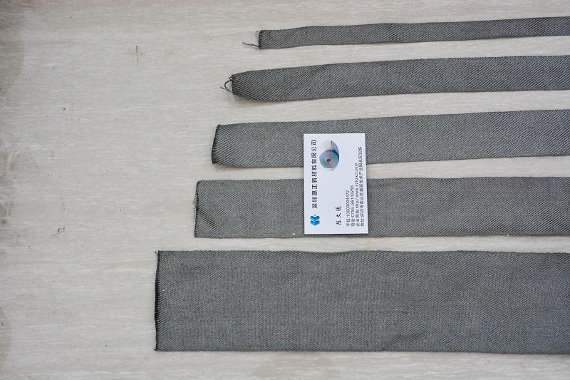 大量销售耐高温纤维金属布,100%316L不锈钢,法国材料,值得信赖