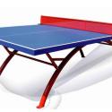 SMC标准户外乒乓球台图片