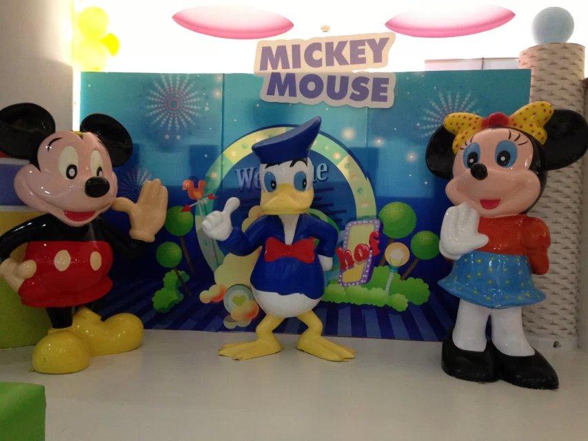 迪士尼卡通动漫展览模型出租