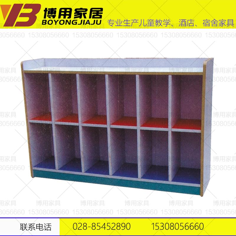 供应幼儿园书包柜(101、115)