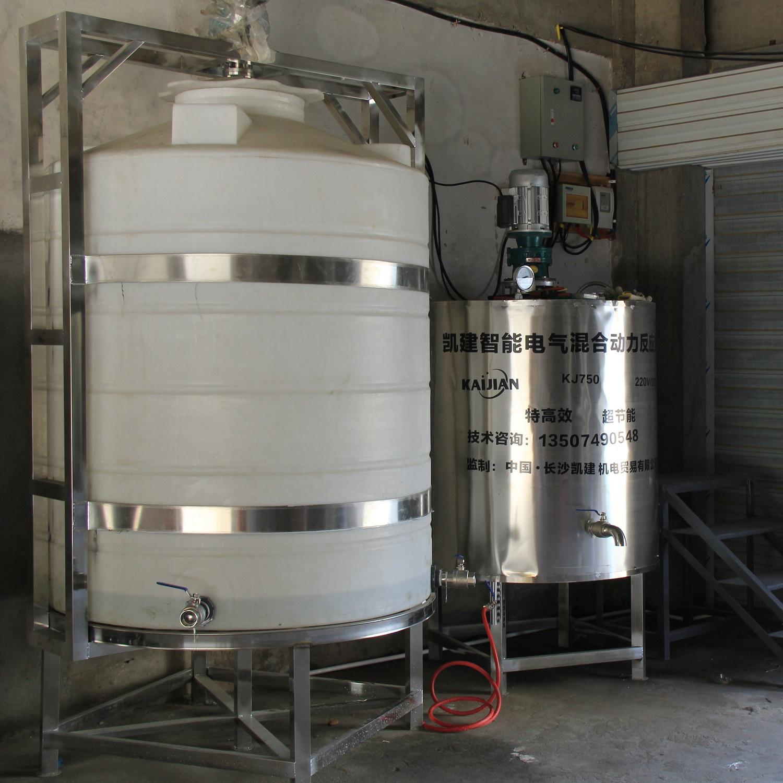 供应108胶水生产设备 电加热胶水锅炉 节能环保新型2017