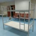 学校用 学生铁床 高低双层铁床图片