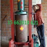 安徽祁门大型卧式多功能榨油设备图片