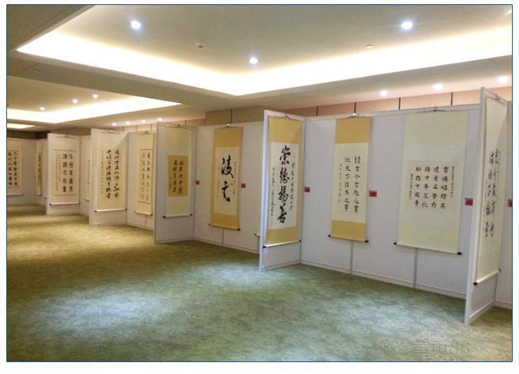 供应用于展板租赁 展板销售 展板搭建的北京八棱柱展板租赁销售