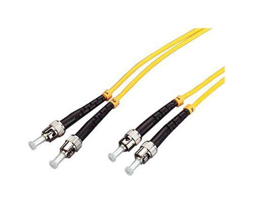 供应ST-ST双芯单模跳线 深圳市ST-ST双芯单模跳线