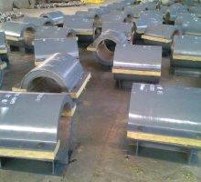 供应用于弹簧支吊架的A4紧固管卡 化工管道管卡 电力管道专用管卡 支吊架标准 弹簧支吊架专业生产厂家