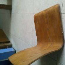 弯曲木椅子背板,曲木弯板,餐椅弯板加工