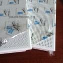 写字楼吊顶微孔铝扣板图片