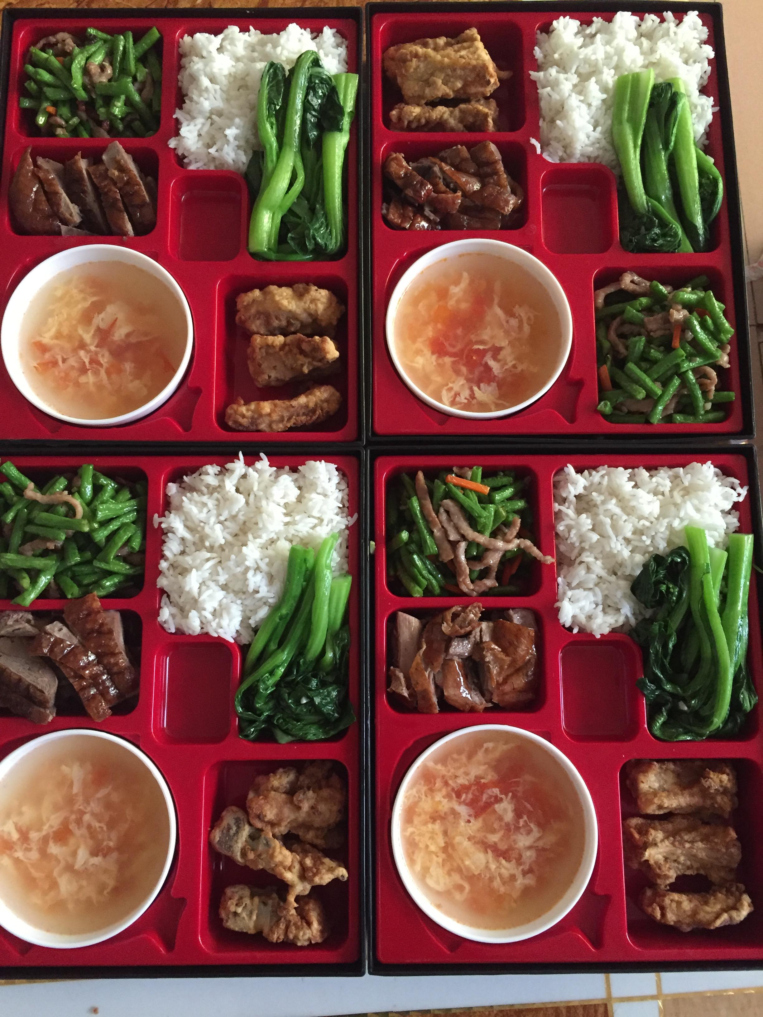 广州旅游餐配送