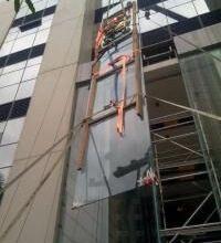幕墙维修是建筑幕墙节能改造的革命公司 江门玻璃幕墙开窗批发