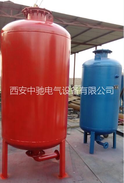 供应供应西安隔膜式气压罐 厂家直销