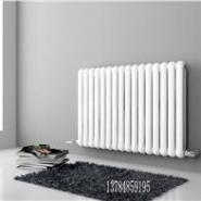 钢制椭圆管二柱暖气片暖气片价图片