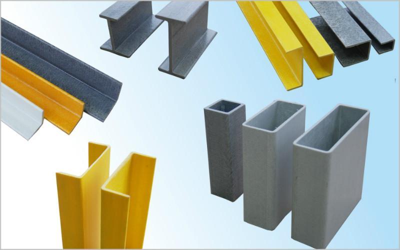 供应舟山玻璃钢型材厂家直销发货迅速