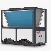 北方空氣能超低溫機組供曖熱水,北方空氣能超低溫機組報價圖片