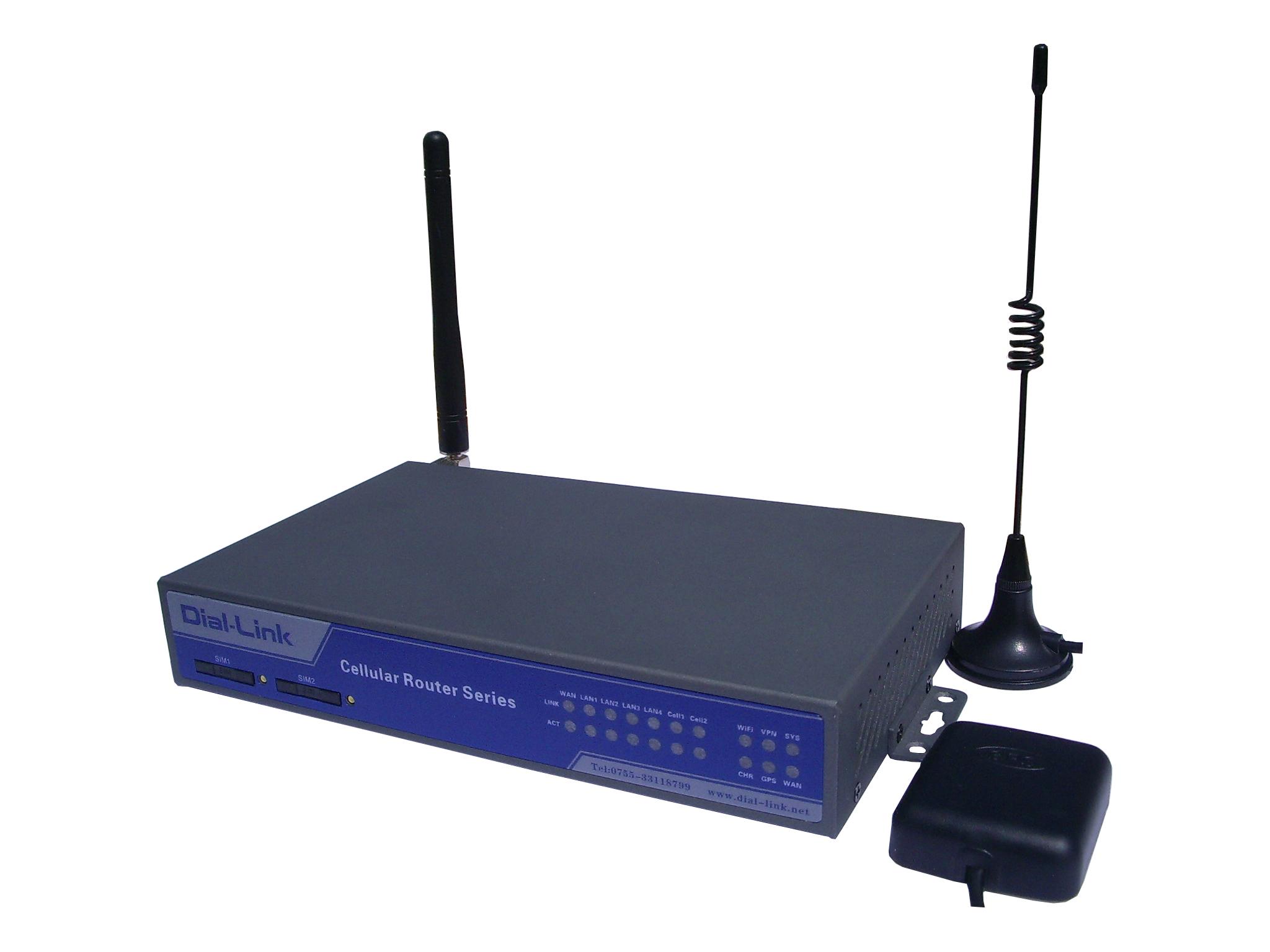 供应工业全网通工业4G无线路由器