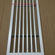衡阳弧型铝方通厂家定制图片