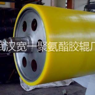 武汉聚氨酯耐磨胶辊加工图片
