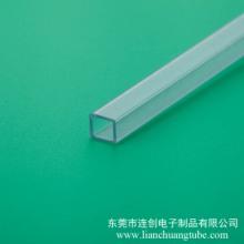 供应不易卡料电子元器件包装管 性价比高各种规格PVC包装管批发