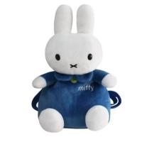 毛绒公仔厂家提供毛绒背包定做   加工毛绒背包  订做卡通背包玩具  开发设计背包玩具