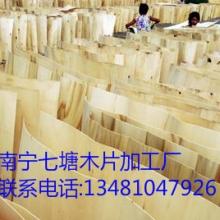 供应用于胶合板、家居的广西南宁桉树木皮木片厂家批发,127mm
