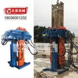供应液压拔桩机拔H型钢板桩拔工字钢桩