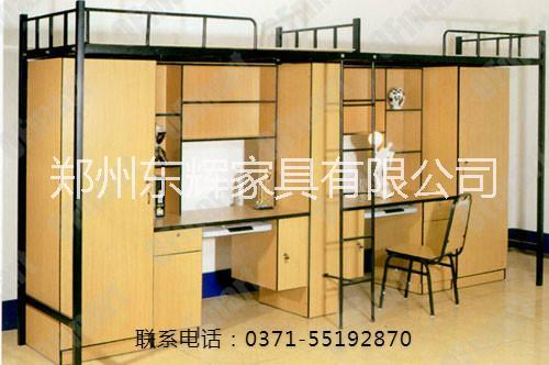 新乡学生公寓组合床图片/新乡学生公寓组合床样板图 (3)