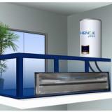 供应壁挂式家庭太阳能热水器