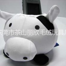 动物类毛绒手机座价格,广东东莞毛绒玩具公仔手机座厂家订做价格