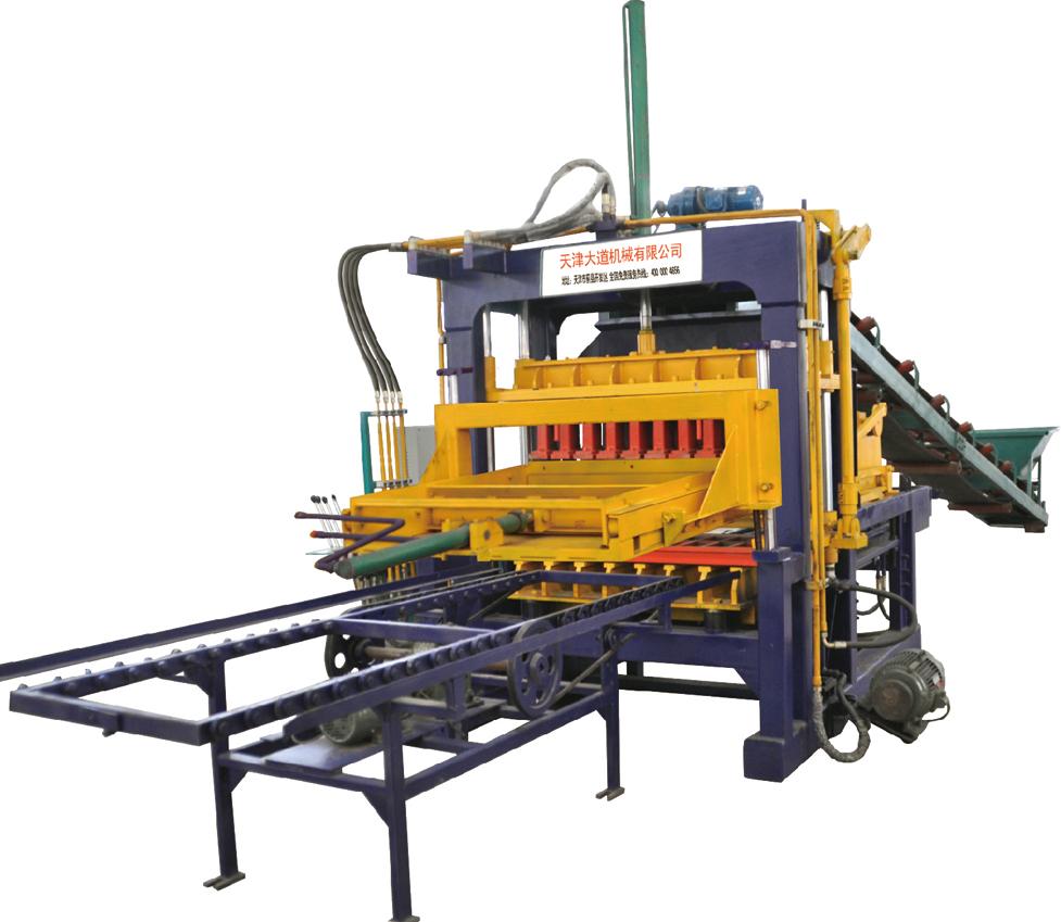 供应大连爆款实用性 多功能制砖机