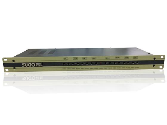 供应8路机顶盒共享器,广电信号调制器,视科共享器,电视共享器,射频调制器,前端机房调制器
