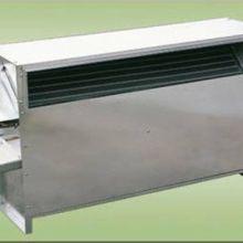 立式暗装风机盘管厂家直销 水冷空调立式暗装风机盘管 水冷空调立式暗装风机盘管华盛生产图片