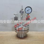 石油化工科研仪器反应釜反应器图片