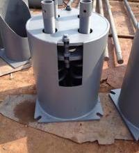 T4.210弹簧支吊架 六角扁螺母 U形耳子  双孔短管夹  T型管托生产厂家图片