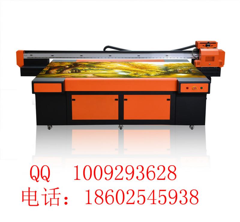 南京集成墙板uv平板打印机/3D背景墙平板印花机