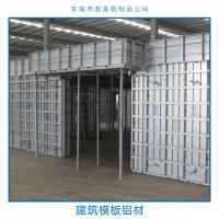建筑模板铝材厂家 铝材建筑穿墙螺杆式 铝合金建筑模板型材