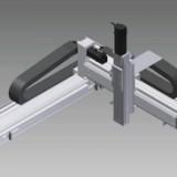 供应悬臂式三轴机械手 直线模组滑台 自动化设备精准定位系统