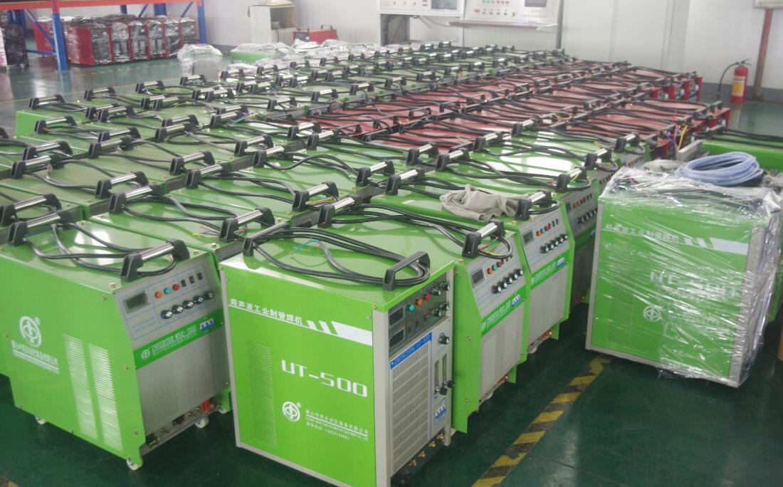 厂家直销优质焊接效果氩弧焊机,焊管行业必备配件,量大从优
