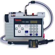 TVA-1000B气体分析仪