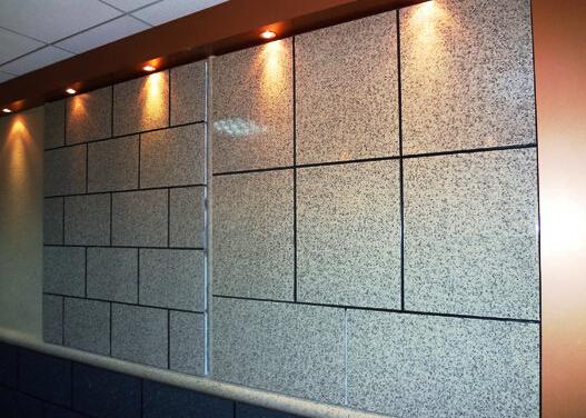 超薄石材内墙保温装饰一体板