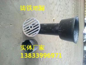 铸铁地漏DN200图片