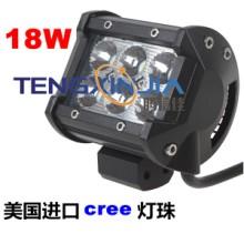 汽车工作灯18W 越野LED工作灯、照明灯 检修灯、越野车车顶灯、 汽车辅助灯、工作灯18W 灯18W 18W 18W图片